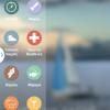 mobile aplication aegean yacht